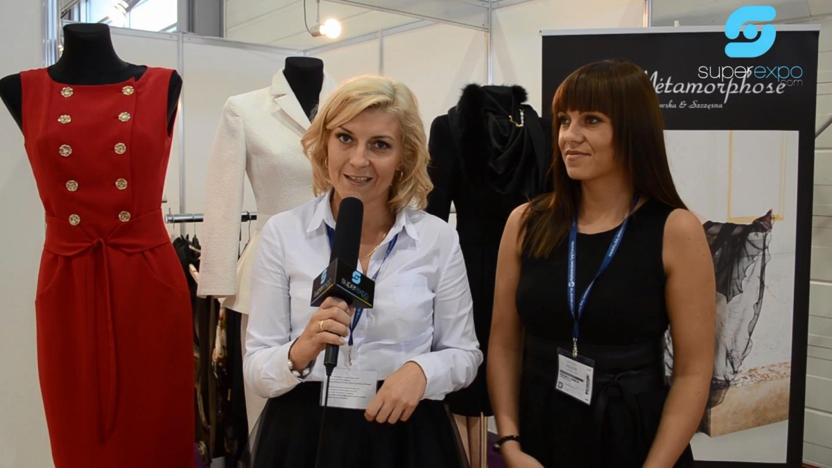 Stoisko firmy La Metamorphose na targach Poznań Fashion Fair - September 2014