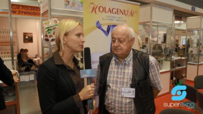 Company stand ELENA Import-Export Franciszek Siegień, WPPH on trade show POLAGRA - FOOD 2014