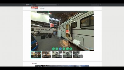Produkt, Virtual tour of the stand z firmy Superexpo LLC