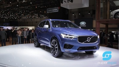 Product, Volvo XC60 from company VOLVO AUTOMOBILE (SCHWEIZ) AG
