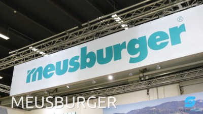 Company stand MEUSBURGER GEORG GmbH & Co KG Standard moulds on trade show PLASTPOL 2018