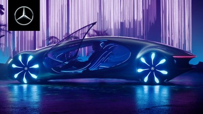 Product, Mercedes-Benz VISION AVTR from company Daimler AG / Mercedes-Benz