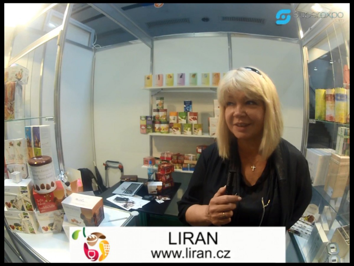 Company stand LIRAN, spol. s r.o. on trade show POLAGRA - FOOD 2013